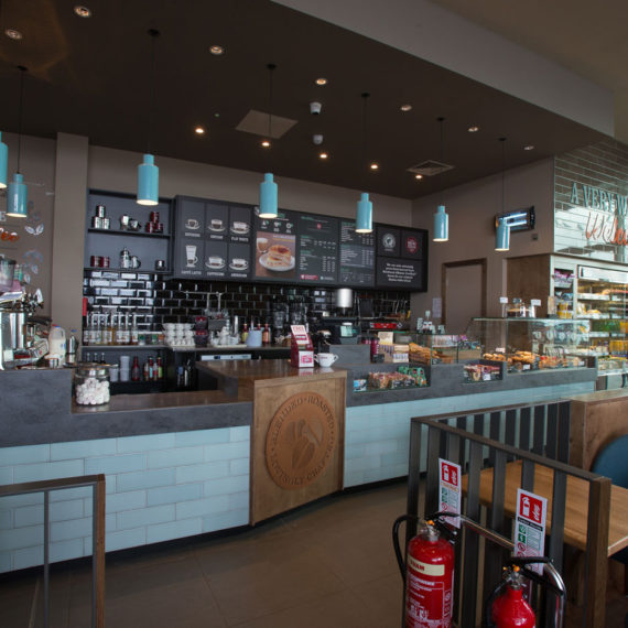Costa Coffee, Bangor