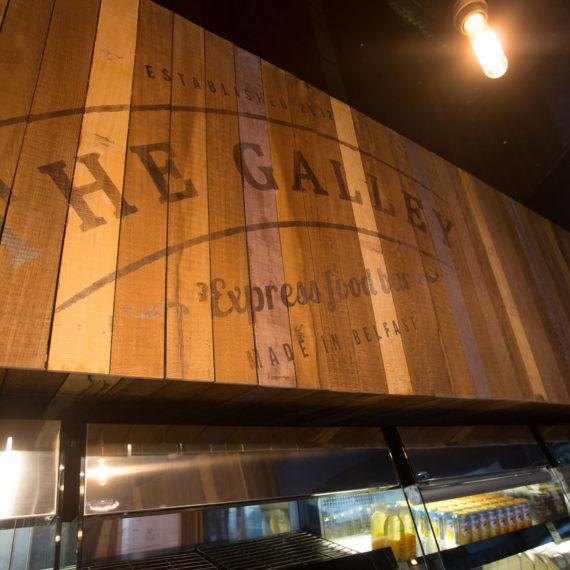Galley Café @ Titanic Belfast